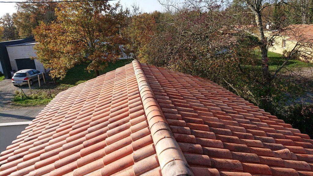 glc mur et toit, couvreur la roche sur yon